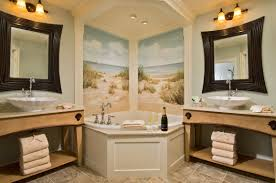 Beach Themed Bathroom Decorating Ideas by Spa Themed Bathroom Zamp Co