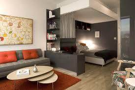 schlafzimmer wohnzimmer mit bett so kombinieren sie