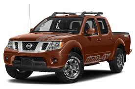 2016 Nissan Frontier PRO-4X 4x4 Crew Cab 4.75 Ft. Box 125.9 In. WB ...