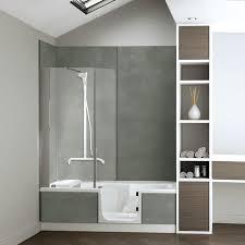 begehbare badewanne duschbadewanne 160 170 und 180 cm seniorenbadewanne mit tür