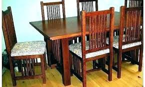 Mission Kitchen Table Dining Base