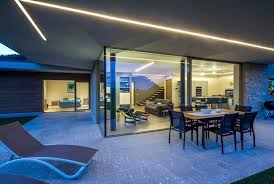 100 Glass Floors In Houses Transparent Glass Surfaces And Xlam Modern Glass Houses