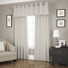 Kohls Triple Curtain Rods by Amazon Com Eclipse 14703052084slv Luxor 52 Inch By 84 Inch