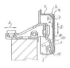 Salice Italy Cabinet Hinges by Patent Us6360401 Hinge Google Patents