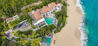 100 L Oasis St Martin Villa Beach Front Ocated In Wonderful Terres
