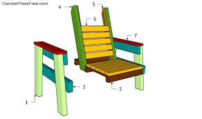lawn chair plans free garden plans how to build garden projects
