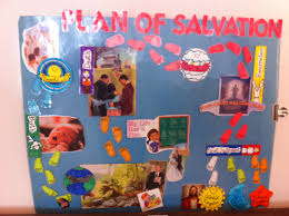Perglers Primary Place Plan Of Salvation Sharing Time