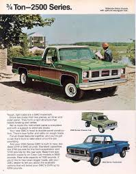Car Brochures - 1973 Chevrolet And GMC Truck Brochures / 1973 GMC ...