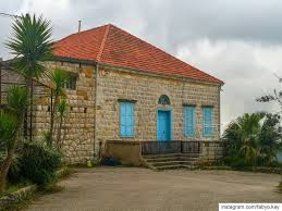 100 Houses In Nature Lebanon Cloudy Houses Nature Windows Doors Tv_living Igdaily