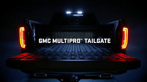 100 Tailgate Truck Seven Smart Ways To Use GMC Sierras MultiPro GMC Life