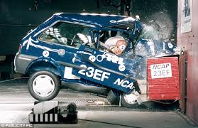 Spanish Researchers Admit Using Human Bodies As Crash Test Dummies