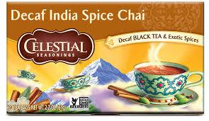 Pumpkin Spice Keurig Nutrition by Bengal Spice Herbal Tea Celestial Seasonings