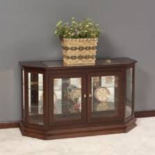 lighted curio cabis sale jc designs lighted curio cabinet in