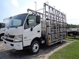 100 Glass Truck 2019 HINO 155 Egg Harbor City NJ 5001280762
