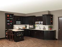 Merillat Classic Cabinet Colors by Entrancing Brown Color Oak Wood Merillat Kitchen Cabinets