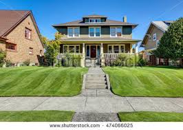 American Craftsman Style Homes Pictures by Craftsman Style Stock Images Royalty Free Images Vectors