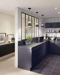 cuisine semi ouverte 8 déco de cuisine inspirées par une verrière salons decoration