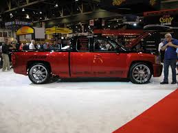 STILLEN 2008 Chevy Silverado At SEMA   STILLEN Garage Twotone Paint A Good Idea That Could Catch On Thedetroitbureaucom Chevy Trucks Mudding New 1971 Chevrolet Cheyenne Truck Two Tone Lvadosierracom 2 Tone Color Exterior Beauty For Sure 1954 Pickup Flickr Classic 1966 Ford In C10 Choices Dealer Keeping The Look Alive With This Jobs Awesome Tymbom 2002 Silverado 1500 Regular Cab Specs Photos 1986 Custom Truckin Magazine View Consignment Detail Collector Antique Auto Car Auction Retro 2018 Big 10 Cversion Proves Twotone Truck