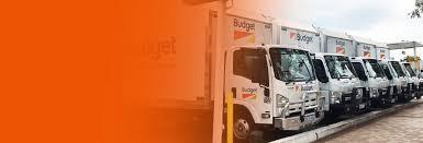 100 Budget Trucks Rental Truck Hire Tauranga NomadWiz