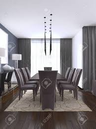 Luxurious Modern Dining Room Boasts A Wood Dining Table Illuminated.. Details About Vidaxl Set Of 6 Modern Ding Side Chairs Metal Frame Legs Faux Leather Brown Dinges Midcentury Beige And Fabric 5piece Baxton Studio Kimberly Chair 2 Simpli Home Emery Mid Century Black Round Hairpin Taylan Whosale Ding Chairs Room Fniture Riviera Gardner Contemporary 5 Piece Dark Finish With 10 Button Upholstered A Minimalist Chair Effortlessly Drses Up A Luxurious Modern Boasts Wood Table Illuminated Pierre