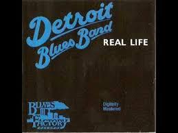 Detroit Blues Band Walkin Out the Door