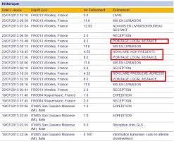gls suivi de livraison iakito prix nullasse gls bureau de vitrolles