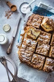 cinnamon streusel coffee cake zimtstreusel kuchen