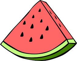 watermelon clipart black and white Google Search
