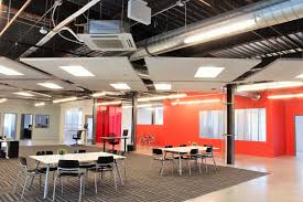 100 Exposed Ceiling Design HVAC Systems That Fit Your Designnot The Other Way Around