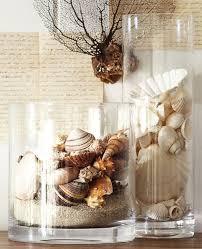 Pottery Barn Sea Glass Bathroom Accessories by Vases With Sea Shells Spring Summer Decor ανοιξιάτικη