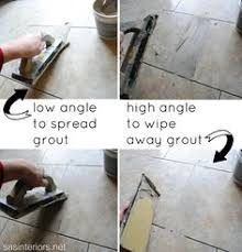 Can You Lay Tile Over Linoleum Backing by How To Install Peel And Stick Vinyl Flooring Over An Existing