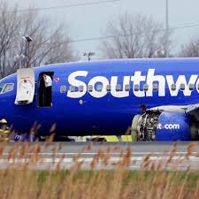 Southwest Passenger Who Died In Accident Was Nearly Sucked Out Airplane