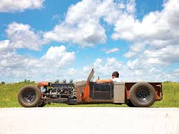 Rat Rod History - Hot Rod Network