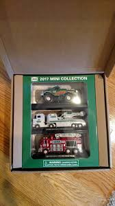Brand New 2017 Hess Mini Truck Collection [182944588146] - $43.17 ... Toy Trucks Hess Colctibles Price List Glasses Bags Signs Hess Truck 2013 Truck And Tractor Collector Item 2000 Mini Toys Buy 3 Get 1 Free Sale Collectors Forum Home Facebook All Where Can I Sell My Vintage Hobbylark 197576 Freight Carrier W Barrels Box 1967 Tanker Red Velvet Base With Box By The Amazoncom 1984 Oil Bank Games 1996 Emergency Ladder Fire Empty Boxes Store Jackies