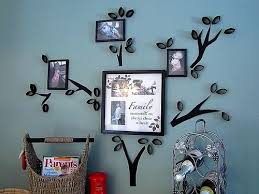 More DIY Ideas How To Make Family Tree Wall Decal Step
