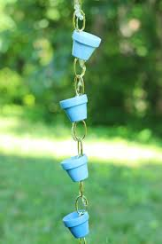 Decorative Rain Gauges Replacement Glass by 10 Gorgeous Diy Rain Chain Ideas To Create Movement In Your Garden