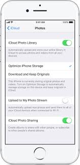 iCloud Library Apple Support