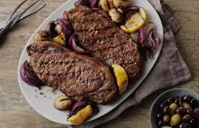 Roast Beef Curtains Define by Washington Beef