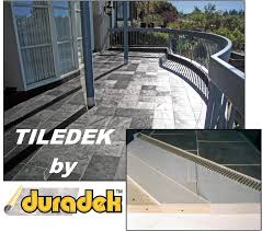 Schluter Ditra Tile Underlayment by What You Need To Know To Avoid Leaky Tile Decks With Tiledek