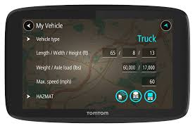 TomTom Introduces New GPS Device For Truckers In North America ... Truck Gps Route Navigation Android Best For Rv Drivers Unbiased Reviews Illinois Quires Posting Of Truck Routes Education On Tracking Cargo Trucks Voltswitchgpscom Gps With Routes Buy Vehicle And Sensor Monitoring Frotcom 2018 Youtube Route Planning Is No Easy Task Dezl 570lmt Garmin Dezl570lmt Rand Mcnally Inlliroute Tnd 510