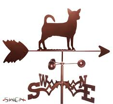 100 Where Is Chihuahua Located SWEN Products Dog Weathervane