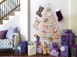 Tree Wall Decor Ideas by Unconventional Christmas Tree Ideas Freshome