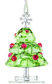 Swarovski Christmas Tree Ornament