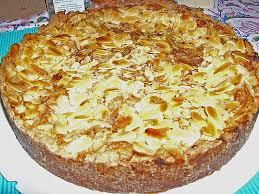 apfel mandel torte