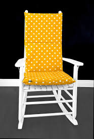 Gold Yellow Polka Dots Rocking Chair Cover, Kids Nursery Room Covers And  Inserts Custom Made Nursery Or Home Glider Rocker Chair Cushion Childs Jenny Lind Rocking By Swttefniture On Pads Pattern Cover Stool Back Uncut Simplicity 7966 Removable Ikea Poang To Keep Clean Navy Buffalo Plaid High Chair Pad High Cushion Highchair Cover Wooden Antique Cane Foot Gout Threeseaso Hashtag Twitter French Country Theaertainmentscom Cushions Set In Regal Blue Bird White Baby Dutailier Replacement Pads 70s Style Pad Vintage Era