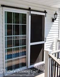 Best Pet Doors For Patio Doors by Best 25 Sliding Door Dog Door Ideas On Pinterest Patio Dog Door