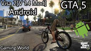 Wel e To Gaming World In This Post I m Going To Give You Mod Gta 5 Visa 2 v1 4 Mod By Skull For Android