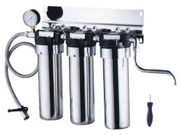 Filtrete Under Sink Water Filter by Innovative Water Filter Systems