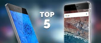Top 5 Chinese Smartphones 2017 2018 Product reviews how tos