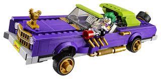 100 Batman Truck Accessories LEGO The BATMAN Movie The Joker Notorious Lowrider Big R Big R